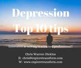 Chris Warren-Dickins LPC Psychotherapist in Ridgewood New Jersey NJ 07450 and Teaneck NJ 07666