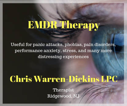 Trauma therapy, Ridgewood, Bergen County, New Jersey